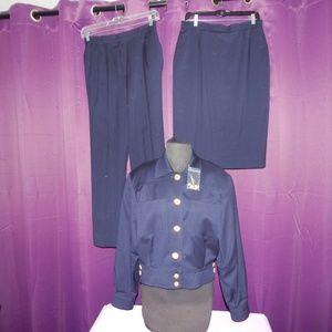 Vintage Carlisle Suit